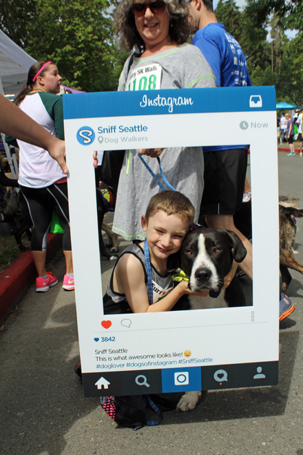 Furry 5K 2016 Sniff Seattle Instagrams Pics
