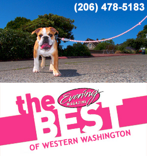 SNIFF Seattle Dog Walkers - (206) 478-5183