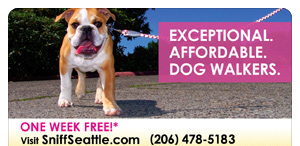 One Week Free! from Sniff Seattle Bellevue