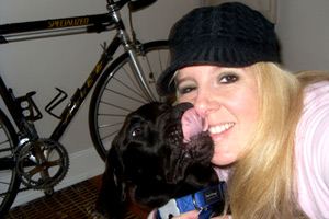 Jeanna From Sniff Seattle, Black Labs, Madison Valley Dog Walker
